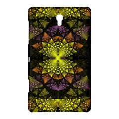 Fractal Multi Color Geometry Samsung Galaxy Tab S (8 4 ) Hardshell Case  by Celenk