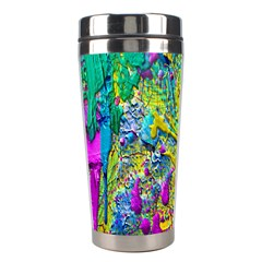 Background Art Abstract Watercolor Stainless Steel Travel Tumblers by Celenk
