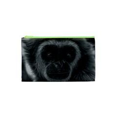 Gibbon Wildlife Indonesia Mammal Cosmetic Bag (xs) by Celenk