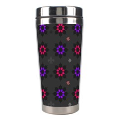 Funds Texture Pattern Color Stainless Steel Travel Tumblers by Celenk