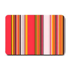 Abstract Background Pattern Textile Small Doormat  by Celenk
