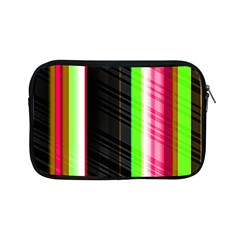 Abstract Background Pattern Textile Apple Ipad Mini Zipper Cases by Celenk