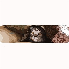 Cat Kitten Cute Pet Blanket Sweet Large Bar Mats by Celenk
