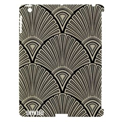 Art Nouveau Apple Ipad 3/4 Hardshell Case (compatible With Smart Cover) by 8fugoso