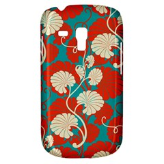 Floral Asian Vintage Pattern Galaxy S3 Mini by 8fugoso