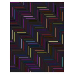 Lines Line Background Drawstring Bag (large) by Celenk