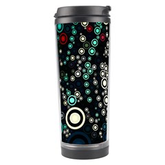 Modern Art Design Digital Travel Tumbler by Celenk