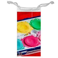 Palette Brush Paint Box Color Jewelry Bag by Celenk