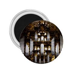 Organ Church Music Organ Whistle 2 25  Magnets by Celenk