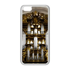 Organ Church Music Organ Whistle Apple Iphone 5c Seamless Case (white) by Celenk