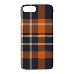 Abstract Background Pattern Textile 6 Apple Iphone 7 Plus Hardshell Case by Celenk