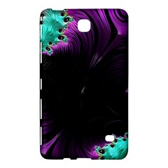Fractals Spirals Black Colorful Samsung Galaxy Tab 4 (7 ) Hardshell Case  by Celenk