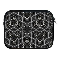 Design Art Pattern Decorative Apple Ipad 2/3/4 Zipper Cases by Celenk
