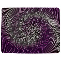 Graphic Abstract Lines Wave Art Jigsaw Puzzle Photo Stand (rectangular) by Celenk