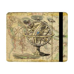 Map Compass Nautical Vintage Samsung Galaxy Tab Pro 8 4  Flip Case by Celenk