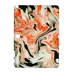Marble Texture White Pattern Galaxy Note 1 by Celenk