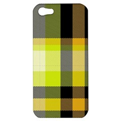 Tartan Abstract Background Pattern Textile 5 Apple Iphone 5 Hardshell Case by Celenk