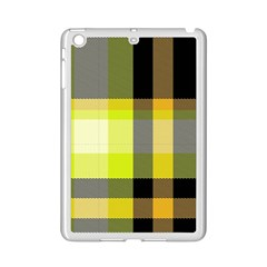Tartan Abstract Background Pattern Textile 5 Ipad Mini 2 Enamel Coated Cases by Celenk