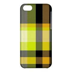 Tartan Abstract Background Pattern Textile 5 Apple Iphone 5c Hardshell Case by Celenk