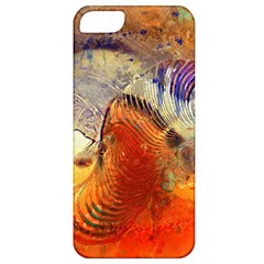 Dirty Dirt Image Spiral Wave Apple Iphone 5 Classic Hardshell Case by Celenk