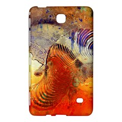 Dirty Dirt Image Spiral Wave Samsung Galaxy Tab 4 (7 ) Hardshell Case  by Celenk