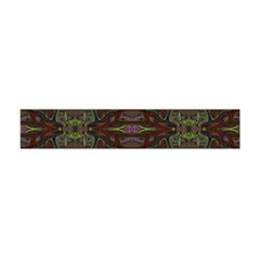 Pattern Abstract Art Decoration Flano Scarf (mini) by Celenk