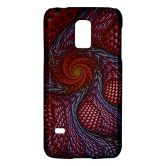 Fractal Red Fractal Art Digital Art Galaxy S5 Mini by Celenk