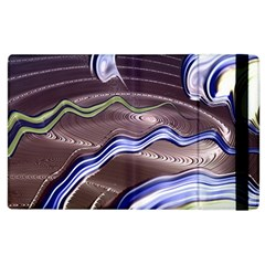Art Design Decoration Card Color Apple Ipad 2 Flip Case