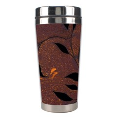 Texture Pattern Background Stainless Steel Travel Tumblers by Celenk
