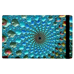 Fractal Art Design Pattern Apple Ipad Pro 9 7   Flip Case by Celenk
