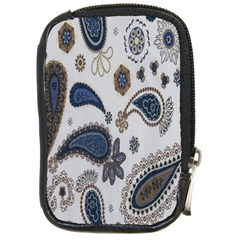 Pattern Embroidery Fabric Sew Compact Camera Cases by Celenk