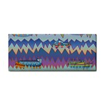 Zig zag boats Cosmetic Storage Cases