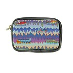 Zig zag boats Coin Purse