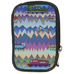 Zig zag boats Compact Camera Cases