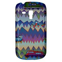 Zig Zag Boats Galaxy S3 Mini by CosmicEsoteric