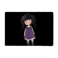 Dolly Girl In Purple Ipad Mini 2 Flip Cases by Valentinaart
