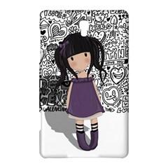 Dolly Girl In Purple Samsung Galaxy Tab S (8 4 ) Hardshell Case  by Valentinaart