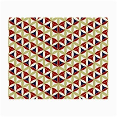 Flower Of Life Pattern 4 Small Glasses Cloth by Cveti