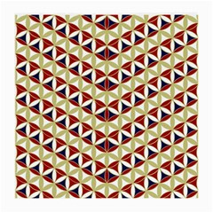 Flower Of Life Pattern 4 Medium Glasses Cloth (2 Side) by Cveti