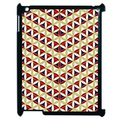 Flower Of Life Pattern 4 Apple Ipad 2 Case (black) by Cveti