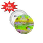 Cows and Clouds in the Green Fields 1.75  Buttons (10 pack)