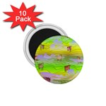 Cows and Clouds in the Green Fields 1.75  Magnets (10 pack)