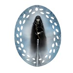 SOA Priestess Ornament (Oval Filigree)