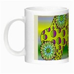 Amoeba Flowers Night Luminous Mugs