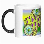 Amoeba Flowers Morph Mugs