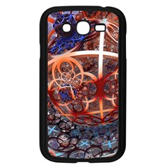 Complexity Chaos Structure Samsung Galaxy Grand Duos I9082 Case (black) by Onesevenart