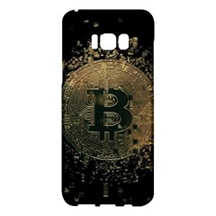Bitcoin Cryptocurrency Blockchain Samsung Galaxy S8 Plus Hardshell Case