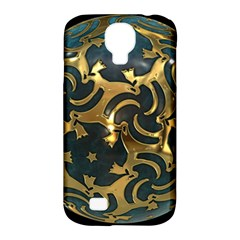 Sphere Orb Decoration 3d Samsung Galaxy S4 Classic Hardshell Case (pc+silicone) by Celenk
