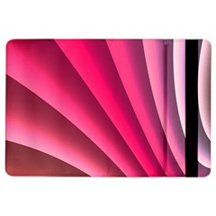 Wave Pattern Structure Texture Colorful Abstract Ipad Air 2 Flip