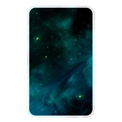 Green Space All Universe Cosmos Galaxy Memory Card Reader by Celenk